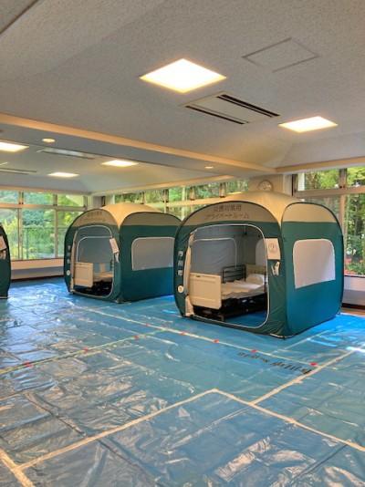 入院待機ステーション1