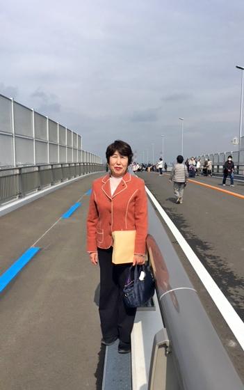 妙典橋開通3