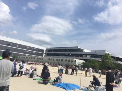 二俣小学校大運動会1